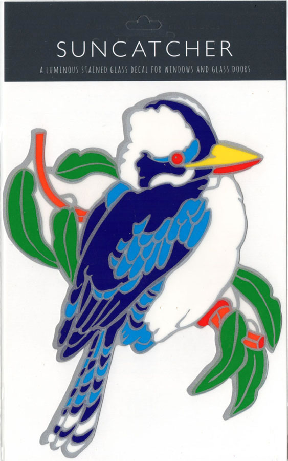 Decal / Window Sticker - Suncatcher KOOKABURRA