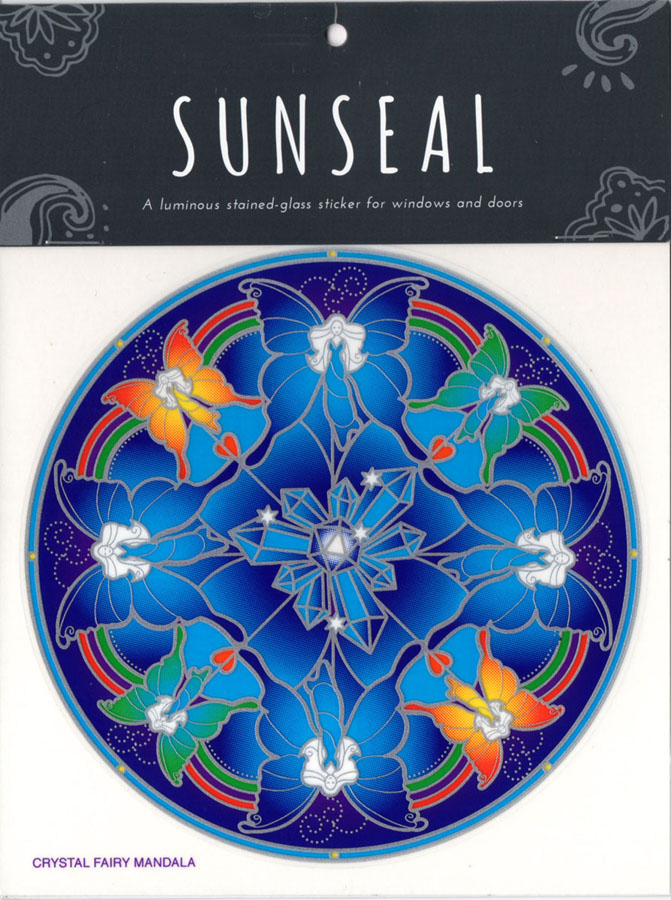 Decal / Window Sticker - Sunseal CRYSTAL FAIRY